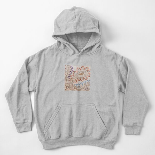 Photovoltaic Delight Kids Pullover Hoodie