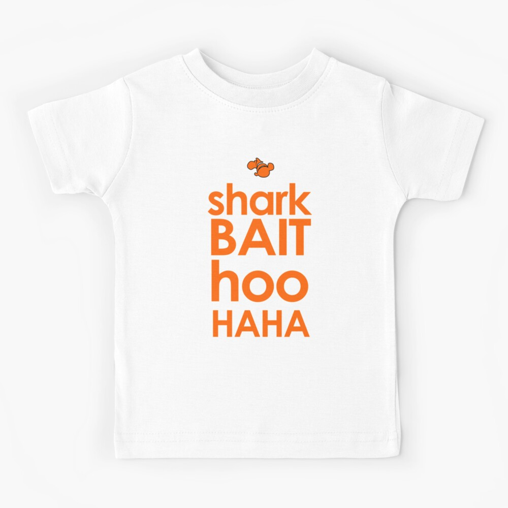 Cebo para tiburones Camiseta para niños