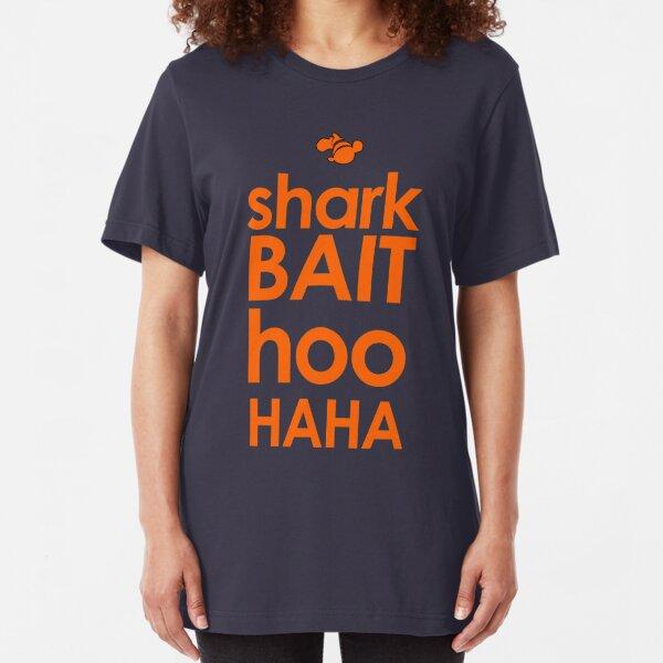 Shark Bait  Slim Fit T-Shirt