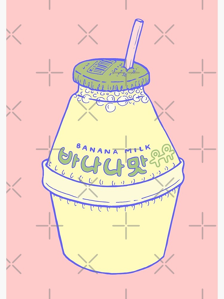 Banana Milk by LauraOConnor