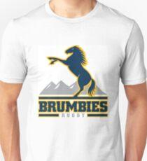 Brumbies Rugby Super League Unisex T-Shirt