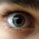 Eye Close-up 2 by Sharif Ajez