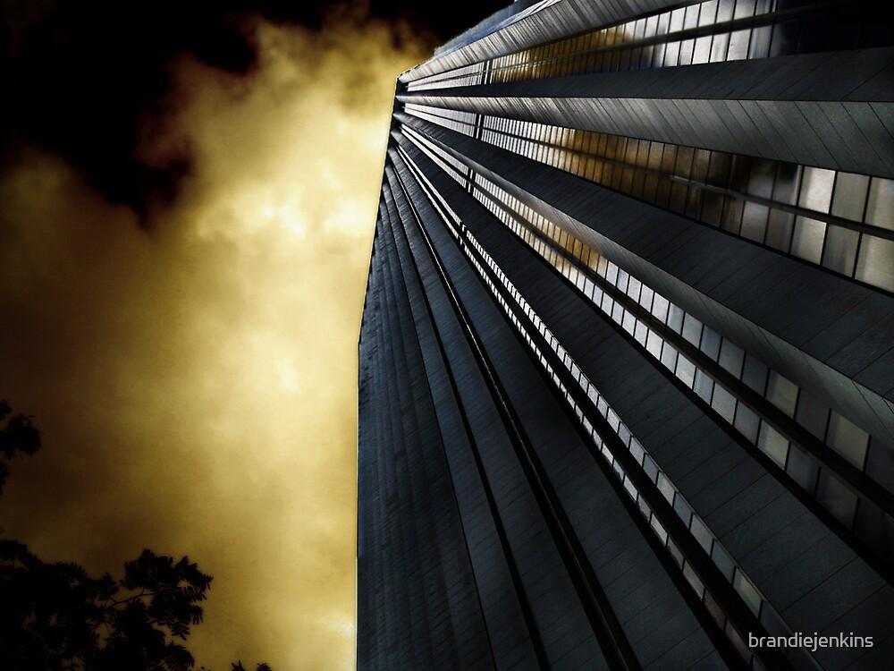 Skyscraper II by brandiejenkins