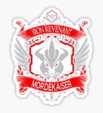 MORDEKAISER - LIMITED EDITION-SE Sticker