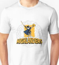 Highlanders Rugby Super League Unisex T-Shirt
