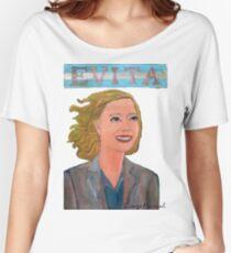 Evita Women's Relaxed Fit T-Shirt