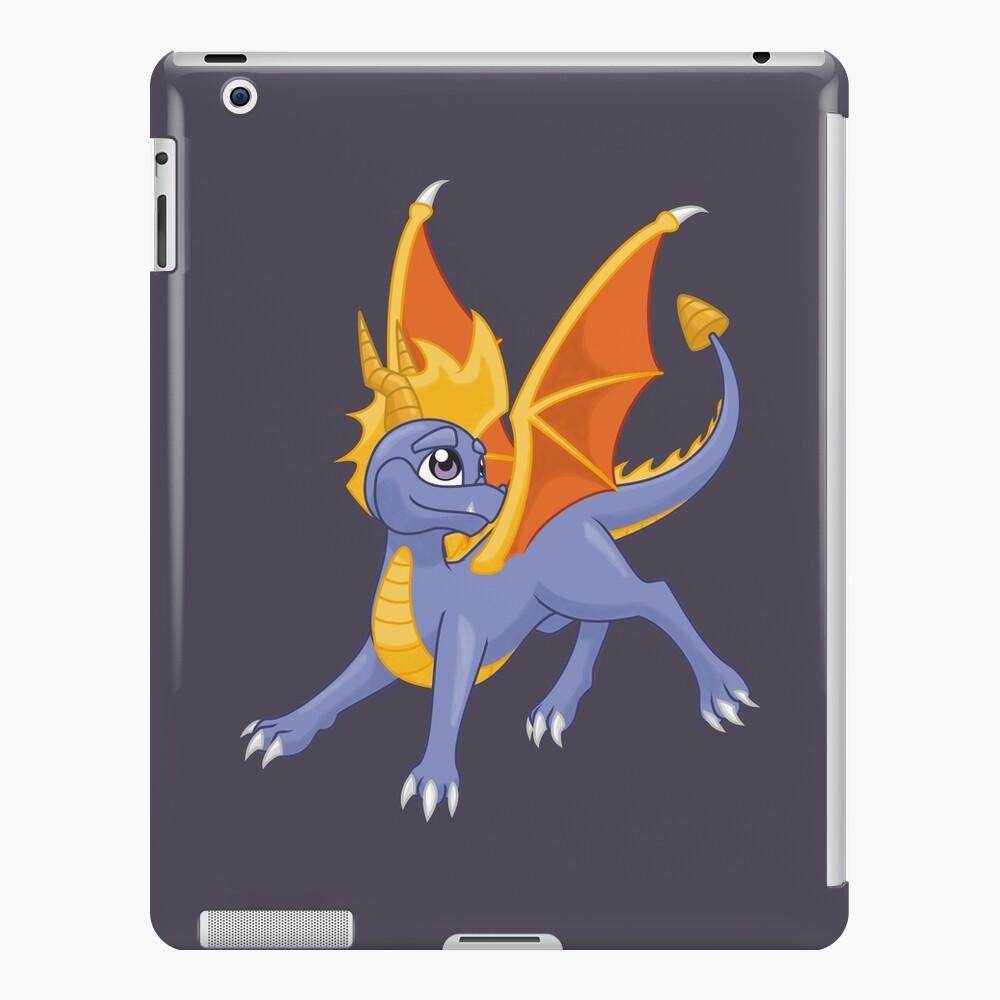 Dragon, my childhood friend iPad Case & Skin