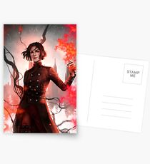 Lila Bard Postcards