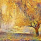 Redreaming Deep Dreamed Childhood Among the Trees  by WENDY BANDURSKI-MILLER