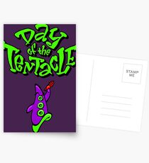 Maniac Mansion - Day of the Tentacle Postcards