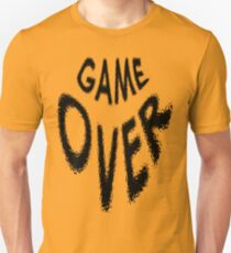 Game Over - Games - Over Unisex T-Shirt