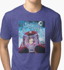 asteroid mines Tri-blend T-Shirt