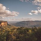 Blue Mountains - Australia by Sarah Moore