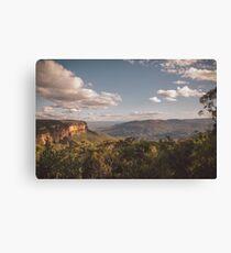 Blue Mountains - Australia Canvas Print