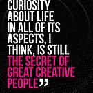 Creative Quote Design 003 Leo Burnett by SpikyHarold