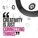 Creative Quote Design 004 Steve Jobs by SpikyHarold