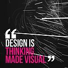 Creative Quote Design 005 Saul Bass by SpikyHarold
