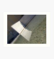Mies Van Der Rohe Pavillion Art Print