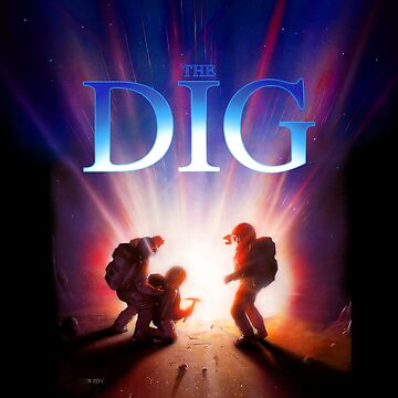 The Dig (High Contrast) by hangman3d
