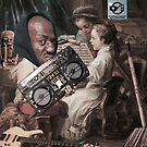 GhettoBlaster Renaissance by atomikboy