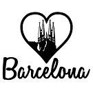 Barcelona Heart by pda1986