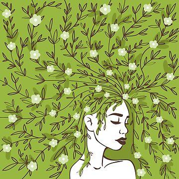 Natural girl by InnaQueen