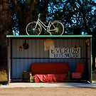 Everton Bus Shelter... that's Everton, VIC! by dazzleng