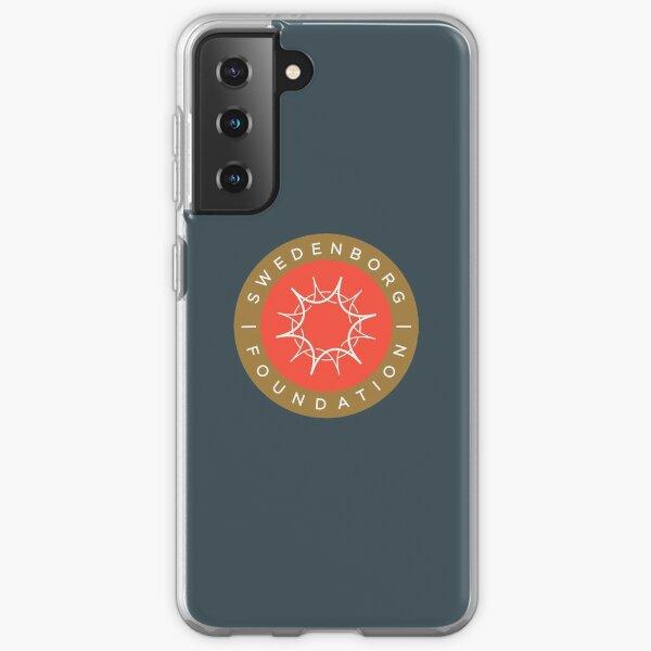 "Swedenborg Foundation ""Crest"" Logo Samsung Galaxy Soft Case"