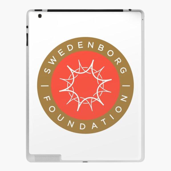 "Swedenborg Foundation ""Crest"" Logo iPad Skin"