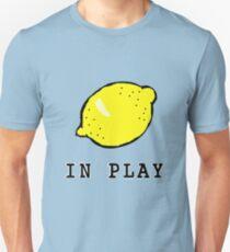 Lemon In Play Slim Fit T-Shirt