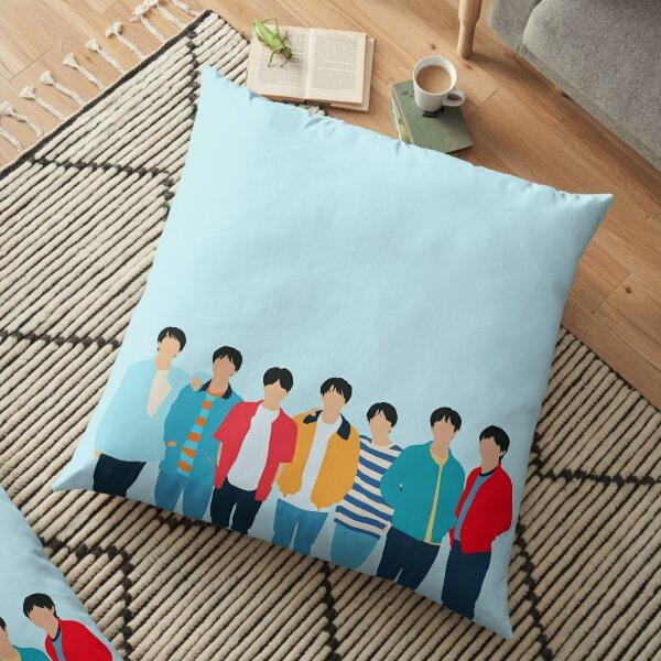 Love Yourself: Wonder Floor Pillow