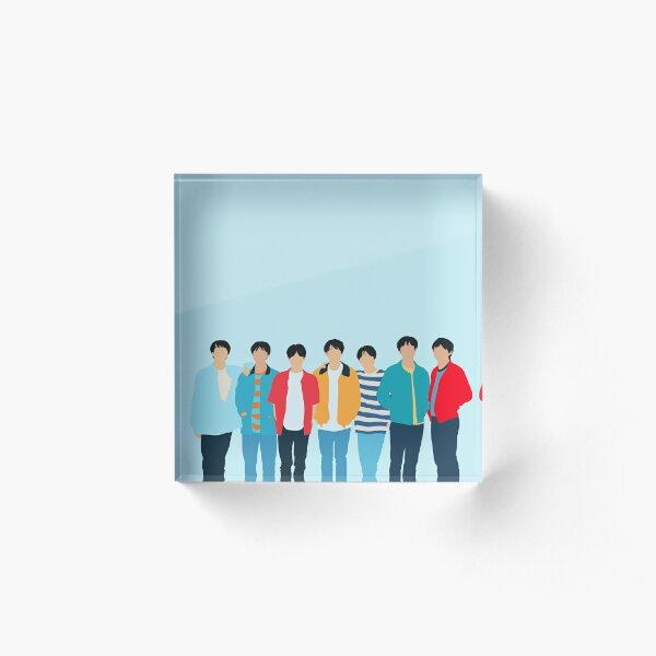 Love Yourself: Wonder Acrylic Block