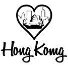 Hong Kong Heart by pda1986
