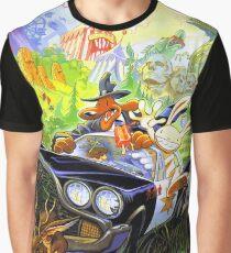 Sam & Max (High Contrast) Graphic T-Shirt