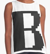 pixel art, B, pronounced, biː,  BEE, capital, second, letter,  ISO Contrast Tank