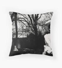Fantasy Art Series - The Long Wait Throw Pillow