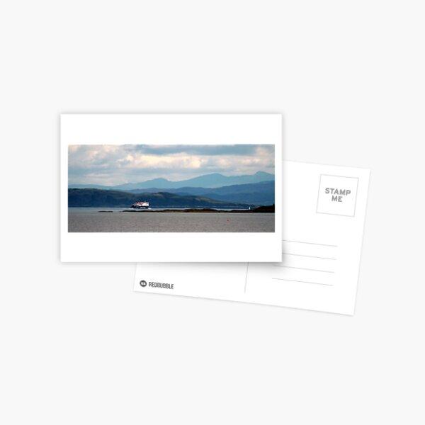 Calmac 3 Postcard