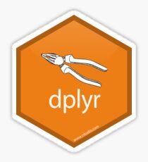 dplyr Hex Logo Sticker