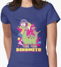Dinomite Women's Fitted T-Shirt