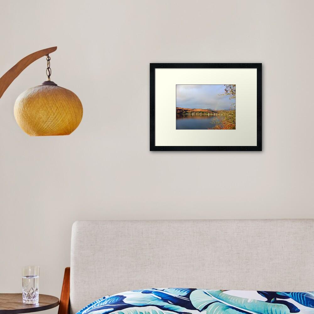 Garelochhead Framed Art Print