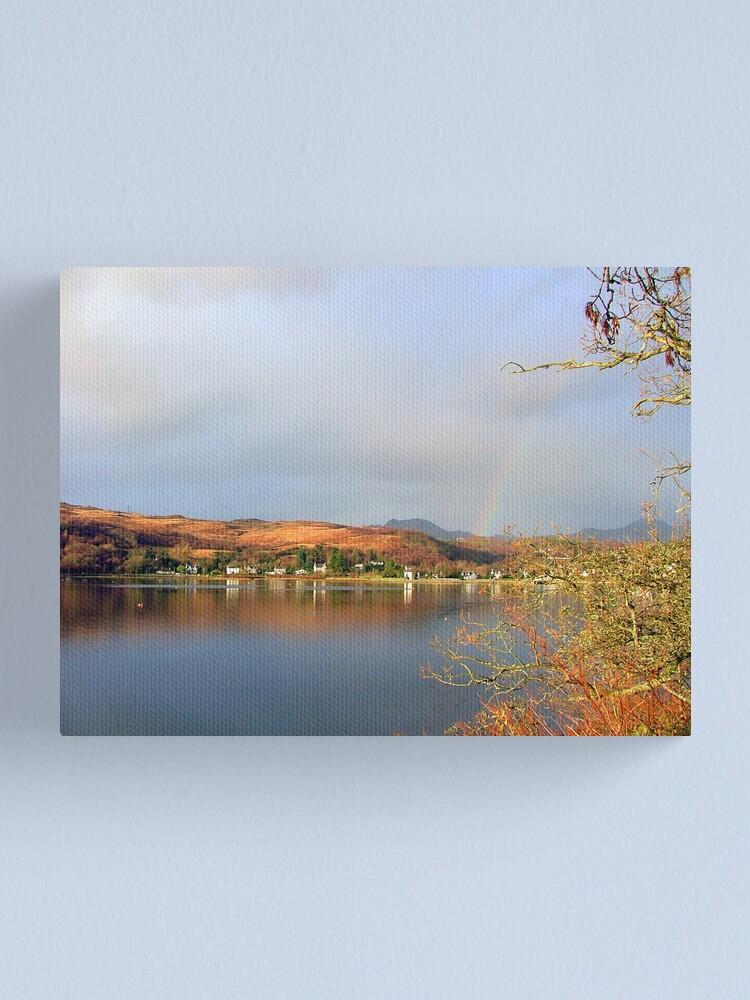 Alternate view of Garelochhead Canvas Print
