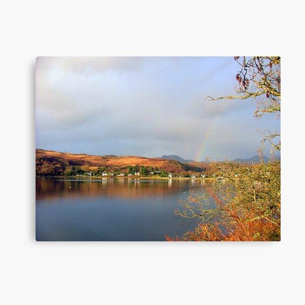 Garelochhead Canvas Print