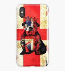 British Bulldog Crown iPhone Case/Skin
