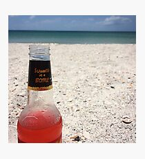 Summer in a Bottle Photographic Print