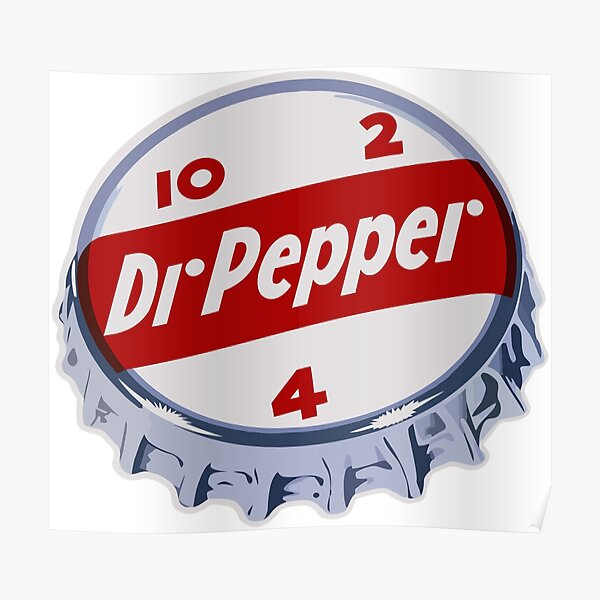 DR.PEPPER 6 Poster