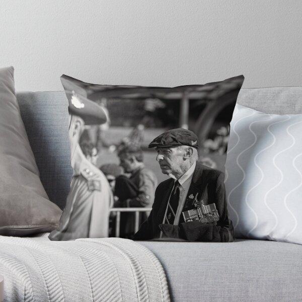 Melbourne ANZAC day parade 2013 - 16 Throw Pillow