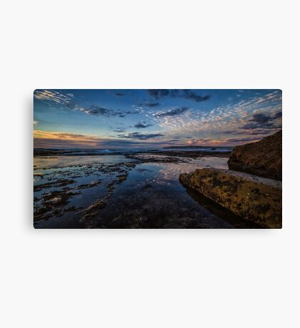 Maroubra Reflections Canvas Print