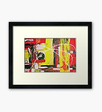 Aborigine Framed Print