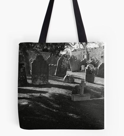 Death Casts It's Shadow Tote Bag