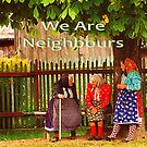 Neighbours by Anne-Marie Bokslag